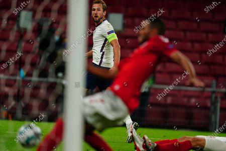 Editorial image of Denmark v England, UEFA Nations League - Group A2, International Football, Telia Parken, Copenhagen, Denmark - 08 Sep 2020
