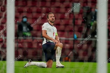 Editorial photo of Denmark v England, UEFA Nations League - Group A2, International Football, Telia Parken, Copenhagen, Denmark - 08 Sep 2020