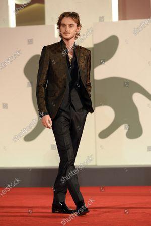 Stock Photo of Luca Chikovani