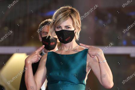 Editorial image of 'Revenge Room' premiere, 77th Venice Film Festival, Italy - 07 Sep 2020