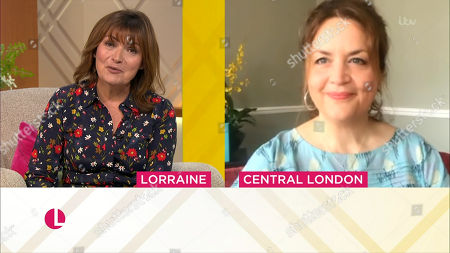 Lorraine Kelly, Ruth Jones