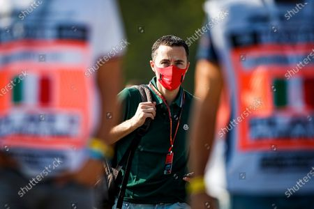Editorial photo of Italian Formula 1 Grand Prix, Monza, Italy - 05 Sep 2020