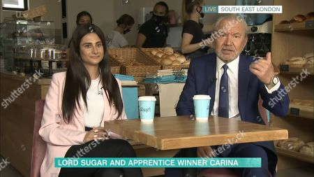 Carina Lepore, Lord Alan Sugar