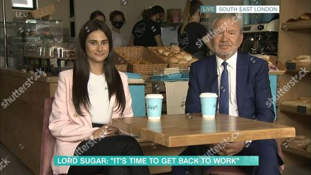Editorial picture of 'This Morning' TV Show, London, UK - 08 Sep 2020