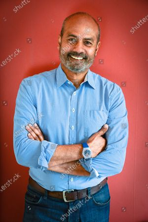 Stock Picture of George Alagiah OBE is a British newsreader, journalist and television news presenter. Since 3 December 2007, he has been the presenter of the BBC News at Six and has also been the main presenter of GMT on BBC World News since its launch on 1 February 2010.