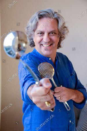 Stock Picture of Giorgio Locatelli