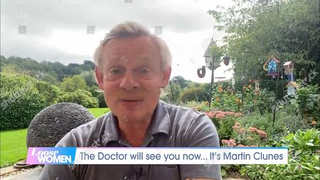 Stock Image of Martin Clunes