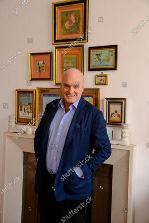 Nicholas Coleridge. chairman of Condé Nast Britain