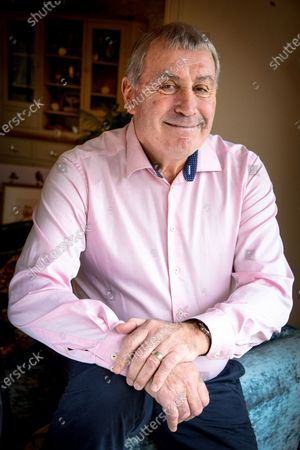 Stock Image of Peter Shilton. Former English Goalkeeper