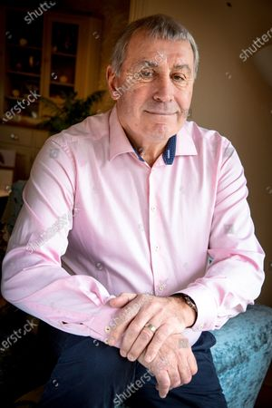 Editorial image of 'My Haven' Peter Shilton photoshoot, Essex, UK - 21 Feb 2020