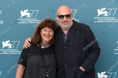 Editorial image of 'Notturno' photocall, 77th Venice Film Festival, Italy - 08 Sep 2020