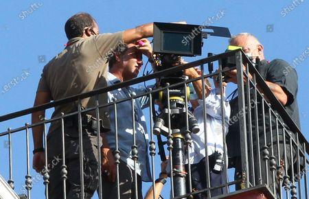 Director Paolo Sorrentino films a movie inspired by Diego Armando Maradona