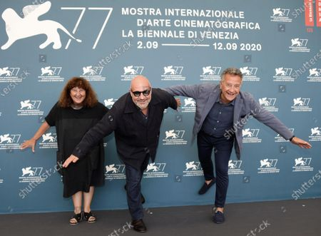 Editorial photo of Notturno - Photocall - 77th Venice Film Festival, Italy - 08 Sep 2020