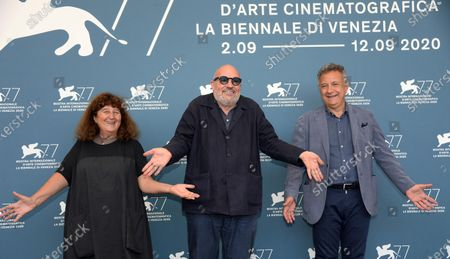 Editorial picture of Notturno - Photocall - 77th Venice Film Festival, Italy - 08 Sep 2020