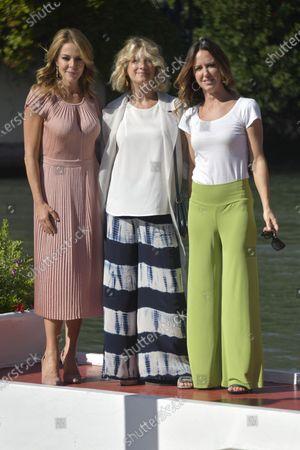 Claudia Gerini, Angela Finocchiaro, Caterina Guzzanti