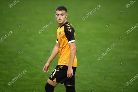 Stock Image of Lewis Collins of Newport County.