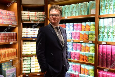 Stock Picture of Ewan Venters will be stepping down as Fortnum & Mason CEO