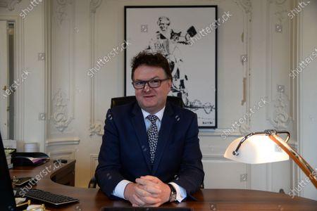 Ewan Venters will be stepping down as Fortnum & Mason CEO
