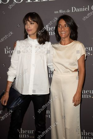 Berenice Bejo and Florence Foresti