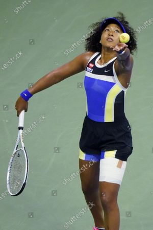 Editorial photo of US Open Tennis, New York, United States - 08 Sep 2020