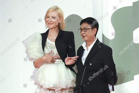 Cate Blanchett, Ann Hui