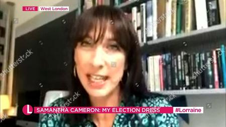 Stock Image of Samantha Cameron