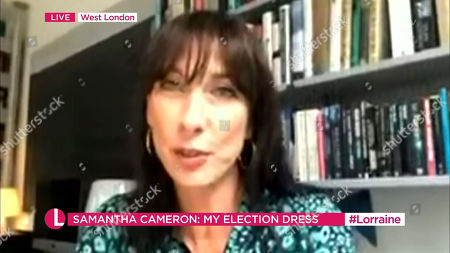 Editorial image of 'Lorraine' TV Show, London, UK - 09 Sep 2020