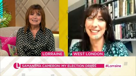 Editorial photo of 'Lorraine' TV Show, London, UK - 09 Sep 2020
