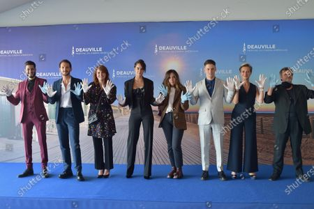 Editorial image of 'A Good Man Photocall' 46th Deauville American Film Festival, France - 06 Sep 2020