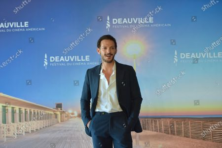 Editorial picture of 'A Good Man Photocall' 46th Deauville American Film Festival, France - 06 Sep 2020
