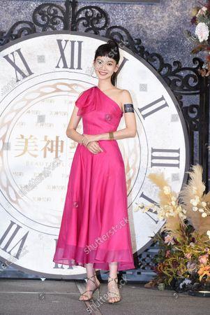 Stock Image of Joanne Tseng