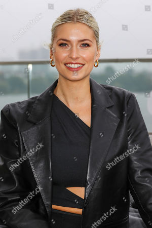 Editorial image of LeGer Home by Lena Gercke x OTTO launch photocall, Hamburg, Germany - 09 Sep 2020