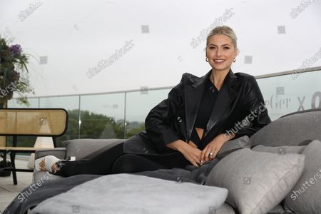 Editorial picture of LeGer Home by Lena Gercke x OTTO launch photocall, Hamburg, Germany - 09 Sep 2020