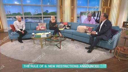 Phillip Schofield, Holly Willoughby, Piers Morgan and Andrew Neil
