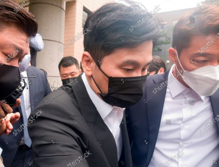 Editorial photo of Trial of the founder and former CEO of YG Entertainment Yang Hyun-Suk in Seoul, Seoul, South Korea - 09 Sep 2020