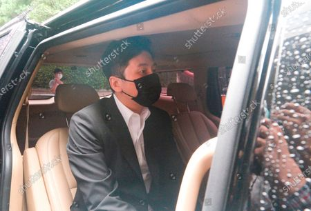 Yang Hyun-Suk, Sep 9, 2020 : Yang Hyun-Suk, the founder and former CEO of YG Entertainment, leaves after his trial at the Seoul Western District Court in Seoul, South Korea. Local media reported Yang admitted to charges that he gambled in casinos in Las Vegas in the U.S. over the past several years, during his first court hearing on the case. Yang and three others, including two co-CEOs of YG's affiliated music label YGX, are facing charges that they had gambled at Las Vegas casinos on some 20 occasions between 2015 and 2019 with combined gambling money of some 400 million won (US$336,785) at stake, according to local media. Yang stepped down as the CEO and the chief producer of YG Entertainment in June 2019.