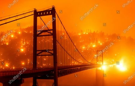Editorial photo of California Wildfires, Oroville, United States - 09 Sep 2020