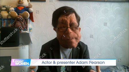 Stock Picture of Adam Pearson