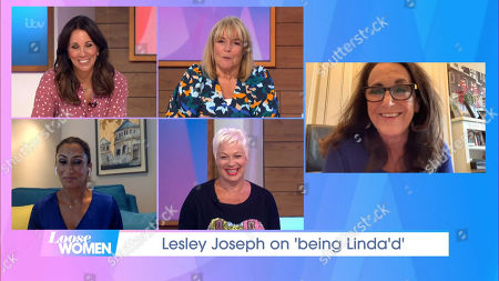 Andrea McLean, Linda Robson, Saira Khan, Denise Welch and Lesley Joseph