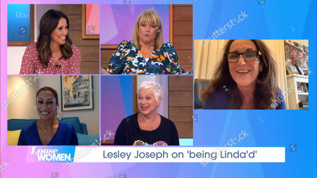 Editorial picture of 'Loose Women' TV Show, London, UK - 09 Sep 2020
