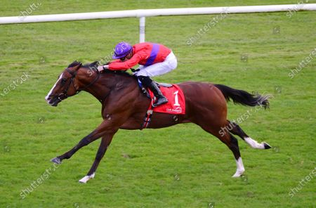 CORK 9-September-2020 MAGNANIMOUS and Shane Crosse win for owners HLT Partnership and trainer Joseph O'Brien.
