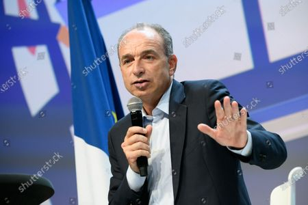 Stock Photo of Jean-Francois Cope.