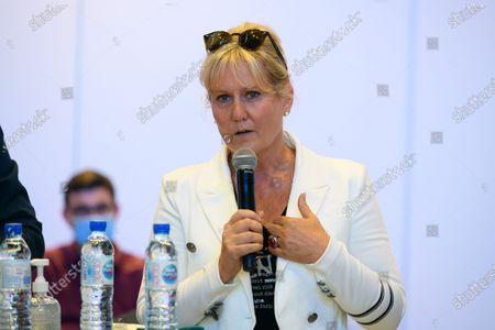 Stock Picture of Nadine Morano.