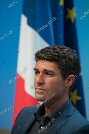 Editorial picture of Youth meeting with Les Republicains, Port Marly, France - 05 Sep 2020