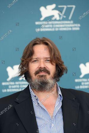 The producer Giuseppe Battiston