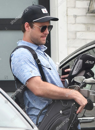 Editorial photo of Luke Benward out and about, Los Angeles, California, USA - 08 Sep 2020