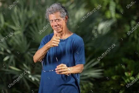 Editorial photo of Chick Corea Portrait Session, Clearwater, United States - 04 Sep 2020