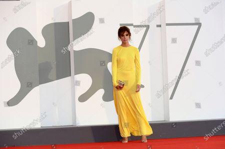 Stock Picture of Eleonora De Luca