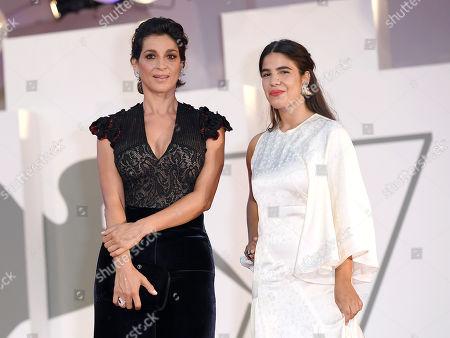 Donatella Finocchiaro, Anita Pomario