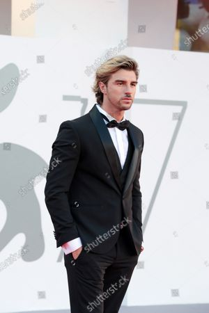 Editorial picture of 'Never Gonna Snow Again' premiere, 77th Venice Film Festival, Italy - 07 Sep 2020